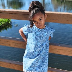Little Girls Heirloom Dresses